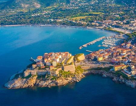 Circuit La Corse du Nord au Sud 3*