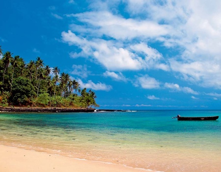 Autotour Sao Tomé en liberté - au départ de l'hôtel Praia 4*