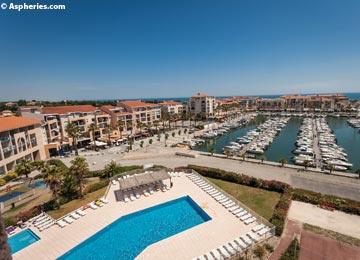 Résidence Port Argelès 3*