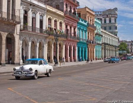 séjour Charmes de La Havane et plages de Varadero 4*