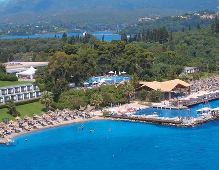 Hôtel Kontokali Bay Resort & Spa 5*