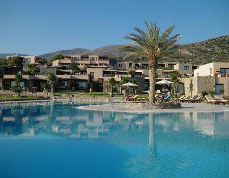Hôtel Ikaros Beach Luxury Resort & Spa 5*