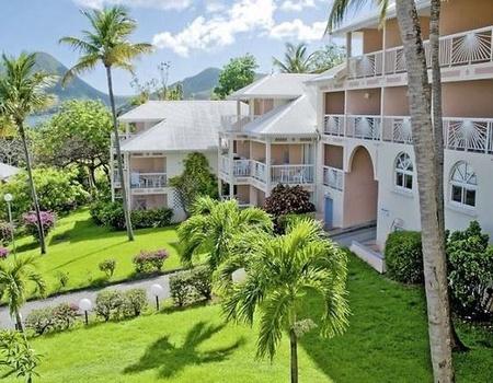 Diamant Beach Martinique 2* avec Location de voiture