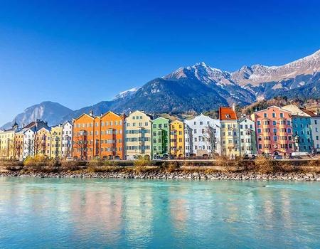 Circuit Tyrol et Bavière 3*