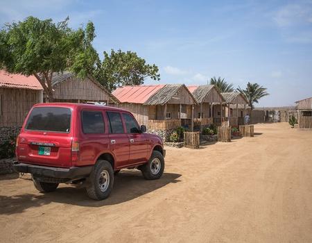 Circuit Envoutante Guajira