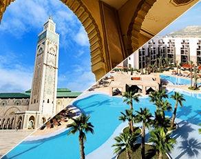 Circuit Villes Impériales & Extension Kappa Club Royal Atlas Agadir 5*