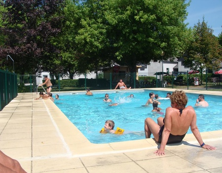 Camping Le Saillet, 3*