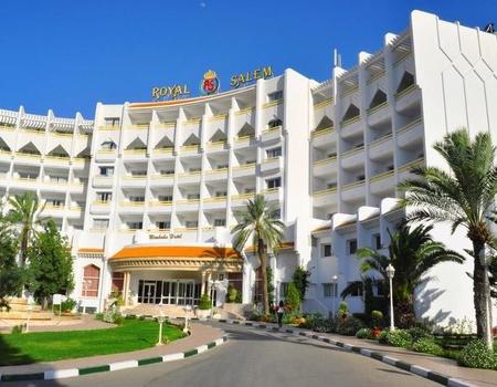 Hôtel Marhaba Royal Salem 4*