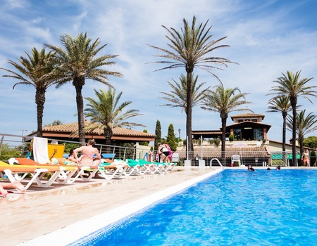 Camping Le Castell Mar 3*