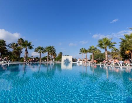 Hôtel Seabel Alhambra Beach 4* Port El Kantaoui