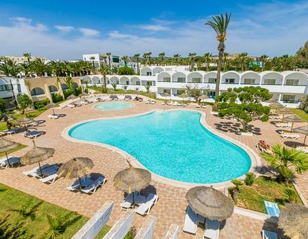 Hôtel Club Jumbo Hammamet Beach ***