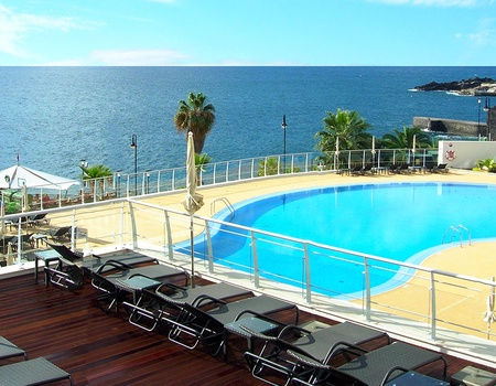 Hôtel Melia Madeira Mare 5*