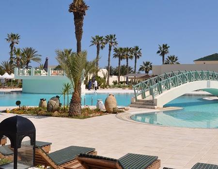 Yadis Djerba Golf thalasso & spa 4*