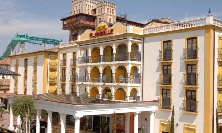Séjour Allemagne - Europa-Park - Hôtel El Andaluz 4* avec accès au parc