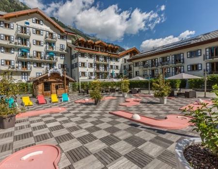 Résidence & Spa Vallorcine Mont-Blanc 5*