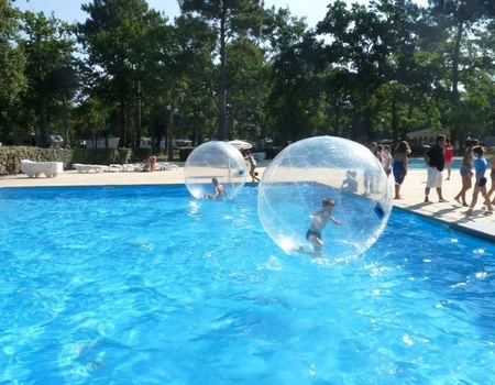 Camping Fontaine Vieille 3*