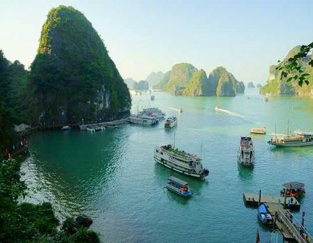 Merveilles du Vietnam