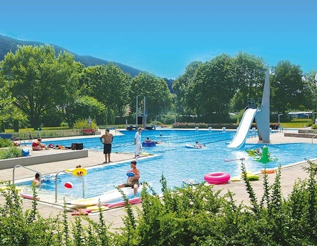 Allemagne  - Camping Kinzigtal - Steinach  4*