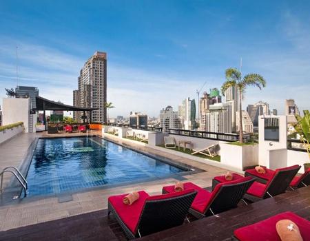 Combiné Bangkok et plages du Golf de Thaïlande