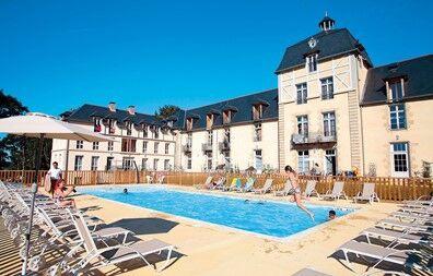 Résidence Prestige Le Château de Kergonano