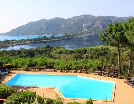 Résidence hôtelière Fram Bien-être & Nature Corse Santa Giulia 3*