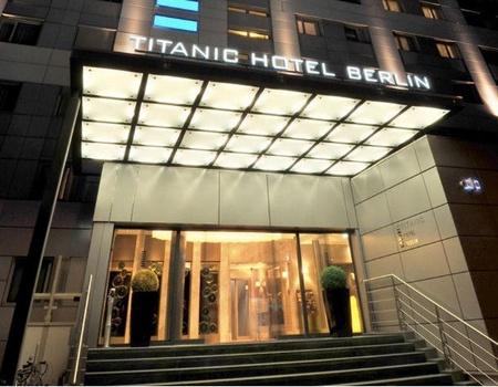 Titanic Comfort Hotel Berlin Mitte 3*