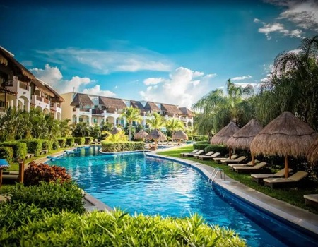 Valentin Imperial Maya All inclusive 5* - Adults only
