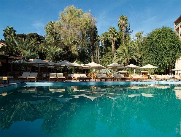 Hotel Es Saadi Resort Hôtel 5*