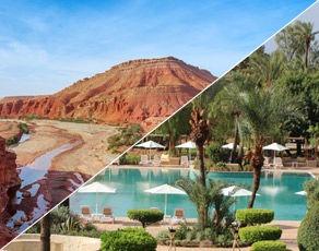 Combiné Grand Sud Maroc et Extension Iberostar Palmeraie 4*