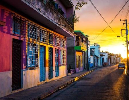 Circuit Mosaïques Cubaines