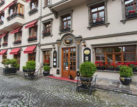 Celal Sultan Hotel 4*