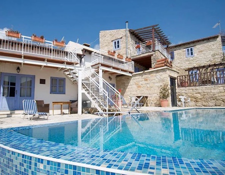 Hôtel Cyprus Villages 3*