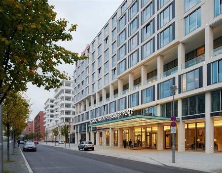 Hôtel Scandic Berlin Potsdamer Platz 4*