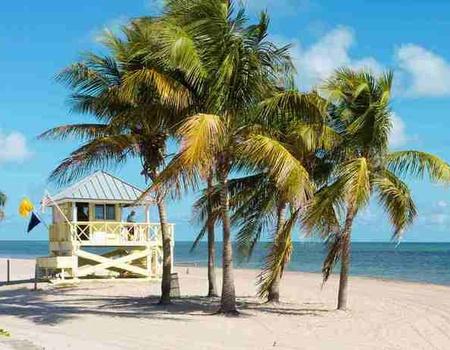 Combiné Floride - Croisière Key West et Mexique - Extension à Miami
