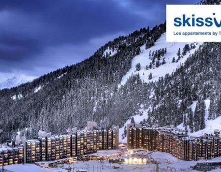 Résidence Skissim Select Les Glaciers