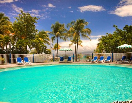 Hôtel Karibea Beach Hotel - Logement Prao ***