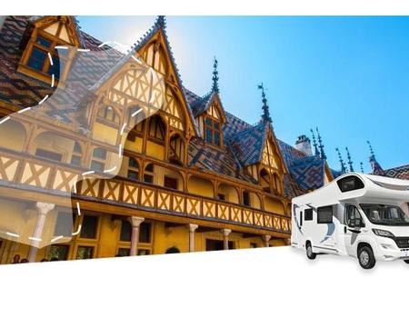 Road Trip en Camping-car Capucine : La Côte d'Or