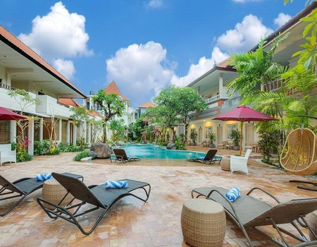 Séjour Vol + Hôtel Baleka Resort and Spa 3* Legian, Seminyak, Bali