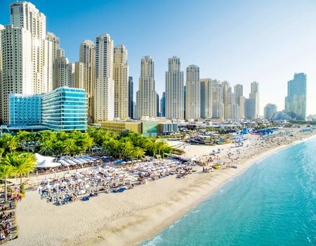 Hôtel Hilton Dubai Jumeirah Beach 5*