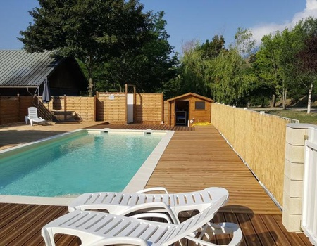 Camping Le New Rabioux, 3*