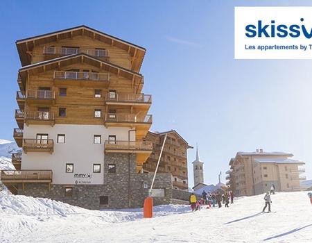 Résidence Skissim Premium - Résidence L'Altaviva 4*
