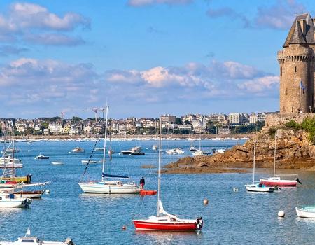 Évasion sur la Côte Émeraude à Saint-Malo 3*