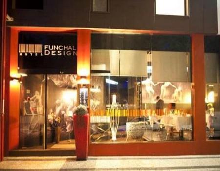 Hôtel Funchal Design 4*