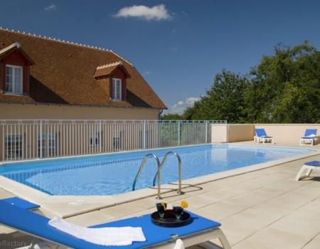 Appart Hotel La Roche-Posay - Terres De France 3*