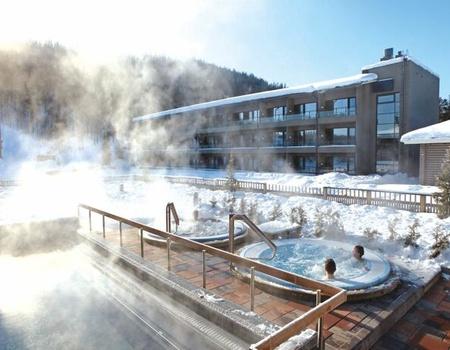 Séjour multi activités en Laponie Hôtel Levi Spa 4*