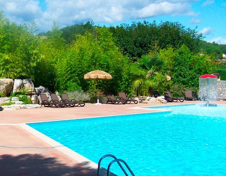 Camping La Rouveyrolle, 4*