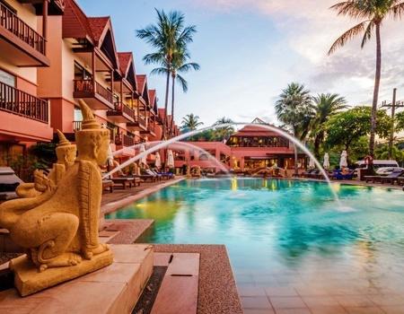 Hôtel Seaview Patong 4*