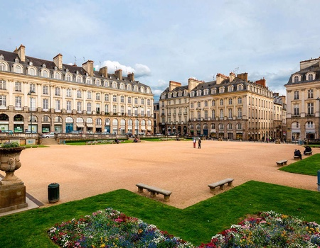 Découvrez Rennes et ses spécialités régionales 4*