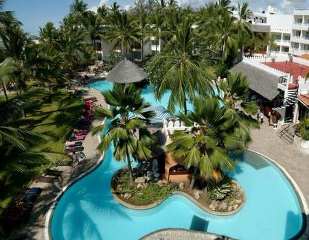 Hôtel Bamburi Beach Hôtel 3*