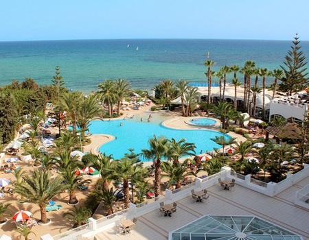Hôtel Aziza Beach Golf & Spa 4* Adult Only (+ 16)